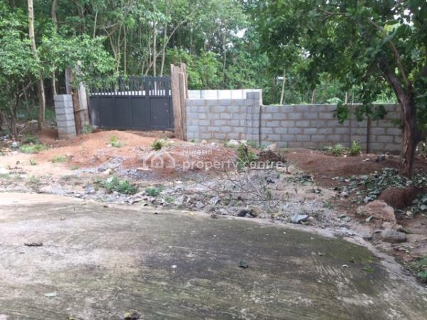 Magnificent Fenced Plot of Land of About 1,300m2 at Kaura for Sale, Kaura, Abuja, Residential Land for Sale