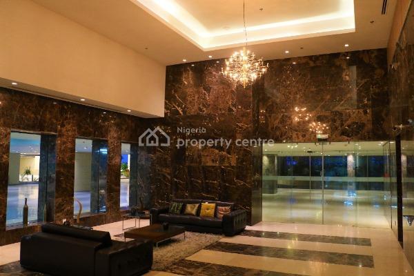 Brownie Falls (luxury 2 Bedroom Apartment,14th Floor with Sea View), Eko Atlantic Champagne Pearl, Eko Atlantic City, Lagos, Flat Short Let