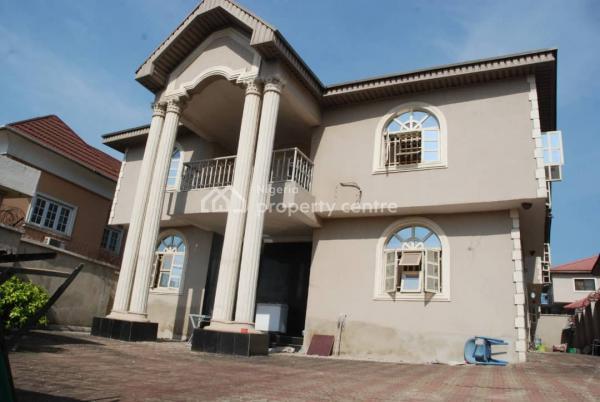 6 Bedroom Duplex + 2 Units of 3 Bedroom Flats on 700sqm Land, Phase 1 Estate, Isheri, Gra, Magodo, Lagos, Detached Duplex for Sale