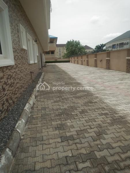 Luxury 6 Units of 3 Bedroom Flats with Bq Attached, Wuye, Abuja, Mini Flat for Rent