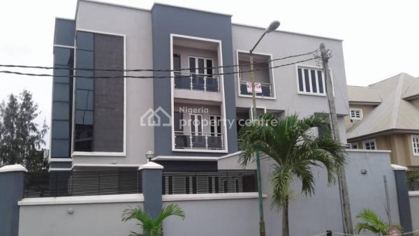 a Luxurious and Top-notch  4 Bedroom Maisonette All Rooms Suit with 1 Room Attached Bq in a Gated Estate, Osborne, Ikoyi, Lagos, Detached Duplex for Rent