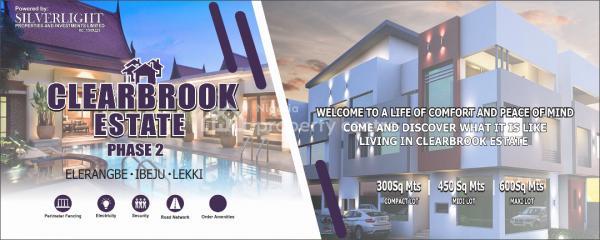 Luxury Estate, Eleranigbe, Ibeju Lekki, Lagos, Residential Land for Sale