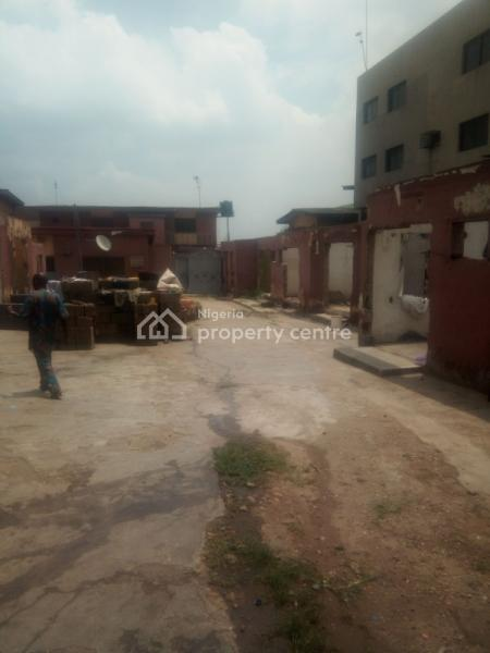 1070 Sqm of Land with C of O, Ogunusi Road, Ojodu, Lagos, Commercial Land for Sale