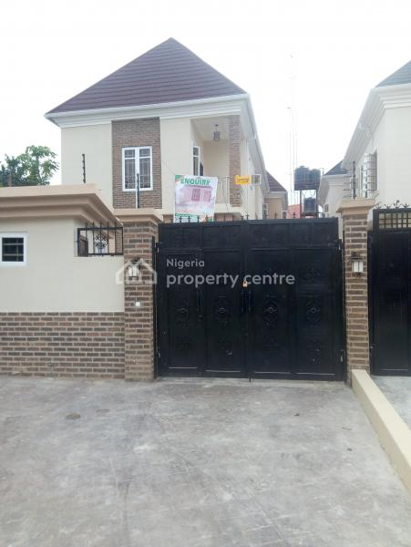Newly Built 4 Bedroom Duplex,  All Rooms En Suite, Phase 2, Shangisha, Gra, Magodo, Lagos, Detached Duplex for Sale