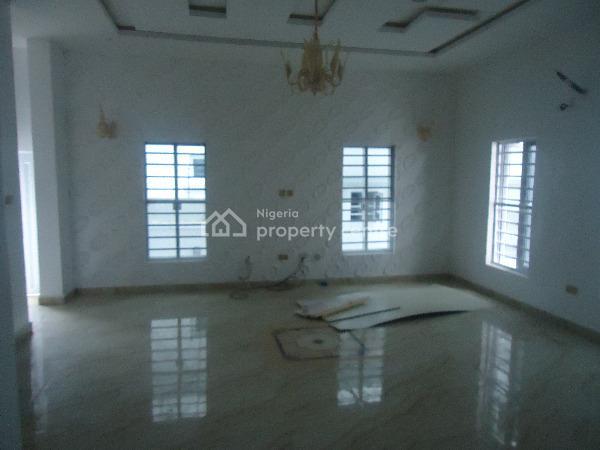 Luxury 4 Bedroom Detached Duplex with 1 Room Bq and Excellent Facilities, Lafiaji, Lekki, Lagos, Detached Duplex for Sale