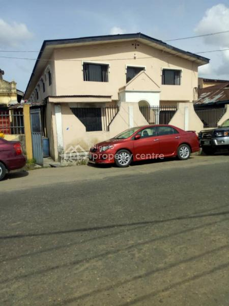 3 Bedroom Block of 4 Flats, Alagomeji, Yaba, Lagos, House for Sale