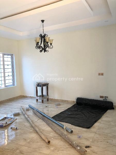Newly Built 4 Bedroom Terrace Duplex, By Lekki 2nd Toll Gate, Lekki, Lagos, Terraced Duplex for Sale