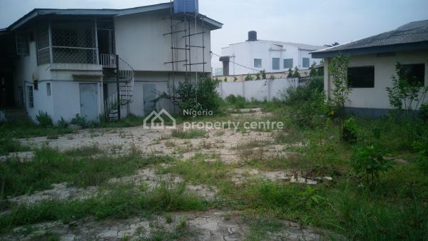 a 5 Bedroom Duplex with Bq, Isaac John, Ikeja Gra, Ikeja, Lagos, Detached Duplex for Sale