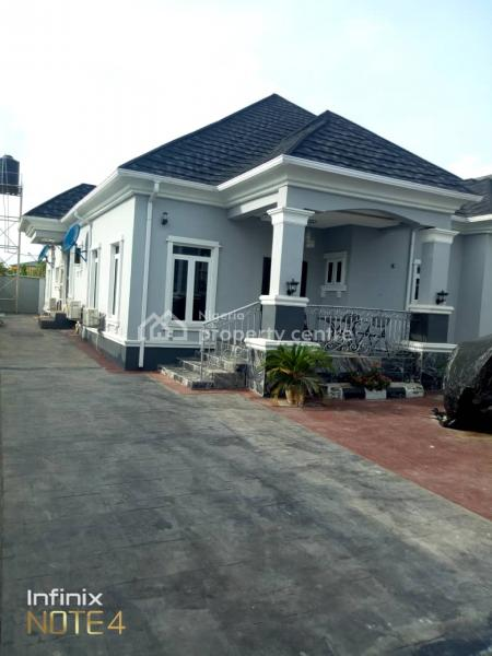 5 Bedroom Detached Bungalow with Bq on 650sqm with Swimming Pool, Mayfair Garden, Awoyaya, Ibeju Lekki, Lagos, Detached Bungalow for Sale