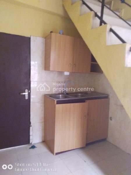 Clean One Bedroom Duplex, Badore, Ajah, Lagos, Terraced Duplex for Rent