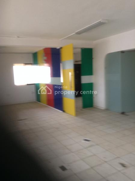 165sqm Open Plan Office Space on Pent House, Allen, Ikeja, Lagos, Office Space for Rent