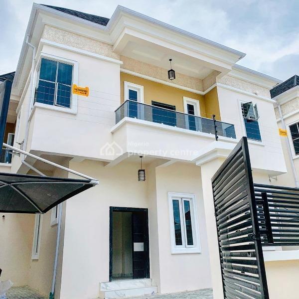 4 Bedroom Fully Detached Duplex with a Bq, Lekki Expressway, Lekki, Lagos, Detached Duplex for Sale