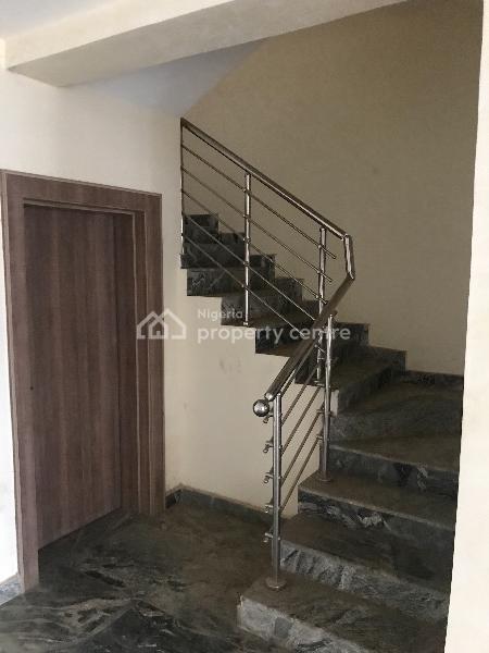 Still Letting New 4 Bedrooms Terrace Duplex with 1 Room Bq, Katampe Extension, Katampe, Abuja, Terraced Duplex for Rent