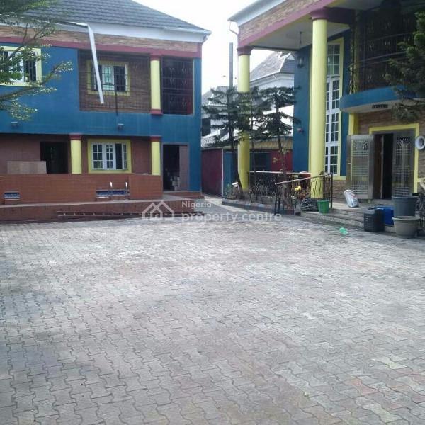 5 Bedroom Duplex, Off Ada George Road, Port Harcourt, Rivers, Detached Duplex for Sale