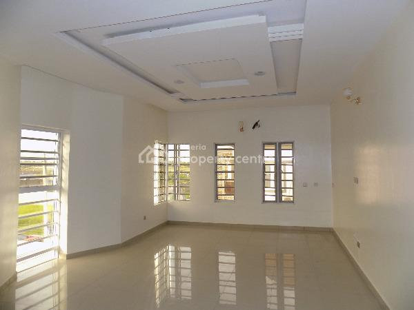 Quick Sale Tastefully Built 4 Bedroom Luxury Fully Detached Duplex with a Domestic Room @ Before Chevron, Alpha Beach Road, By Admiralty Estate, Lekki Expressway, Lekki, Lagos, Detached Duplex for Sale