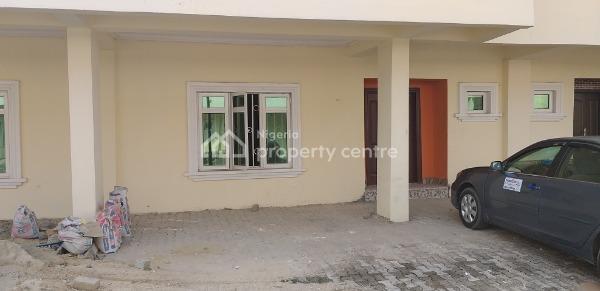 Brand New and Tastefully Finished Four (4) Bedroom Terraced Duplex, Paradise Estate, Chevron Drive, Lekki Phase 2, Lekki, Lagos, Terraced Duplex for Rent