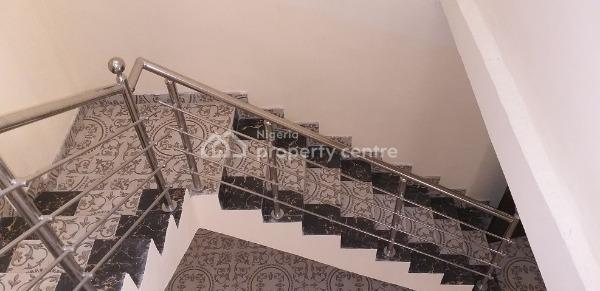 Fully Serviced Brand New and Tastefully Finished Four (4) Bedroom Terraced Duplex, Paradise Estate, Chevron Drive, Lekki, Lagos, Terraced Duplex for Rent