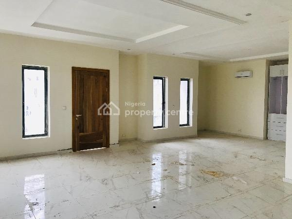 Amazingly Finished 5 Bedroom Luxury Fully Detached Duplex with a Domestic Rooms, Gym, Swimming Pool & Rooftop Lounge, Pinnock Beach Estate, Lekki Expressway, Lekki, Lagos, Detached Duplex for Sale