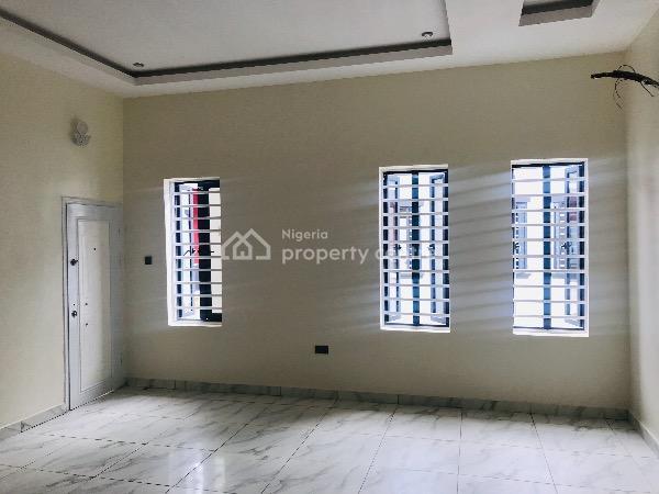 Fully Serviced 4 Bedroom Luxury Terraced Duplex, Lekki Conservation, Opposite Chevron, Lekki Expressway, Lekki, Lagos, Terraced Duplex for Sale