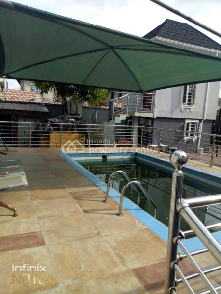 Tastefully Finished 5 Bedroom Detached Bungalow with Bq on 650sqm with Swimming Pool, Mayfair Gardens, Sangotedo, Ajah, Lagos, Detached Bungalow for Sale