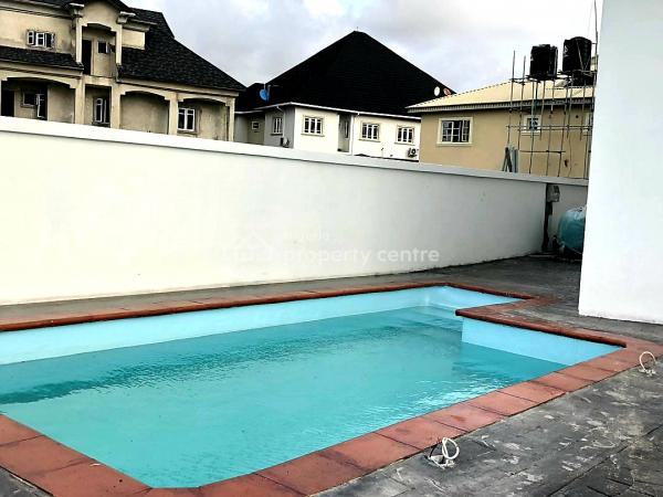 Luxury 5 Bedroom Detached Duplex with Swimming Pool and Bq, Lekki County Homes, Ikota Villa Estate, Lekki, Lagos, Detached Duplex for Sale
