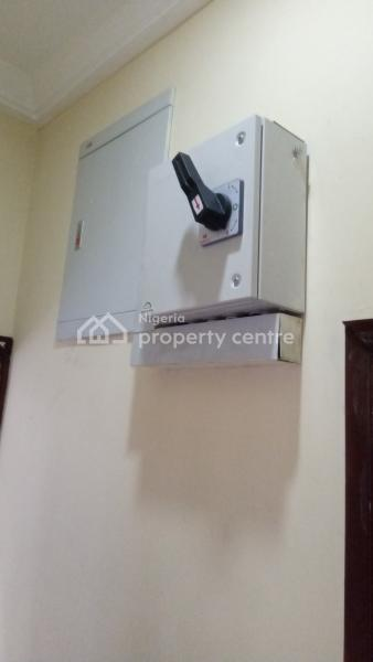 Luxury 2 Bedroom Flat with Federal Light, Nvuigwe, Off Alcon Road, Woji, Port Harcourt, Rivers, Mini Flat for Rent