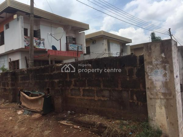 Strategically Positioned 1800sqm Land with Twin Structures, Chime Avenue, New Haven, Enugu, Enugu, Plaza / Complex / Mall for Sale