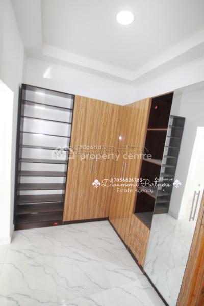 5 Bedroom Terrace Serviced Duplex, Lekki Phase 1, Lekki, Lagos, Terraced Duplex for Rent