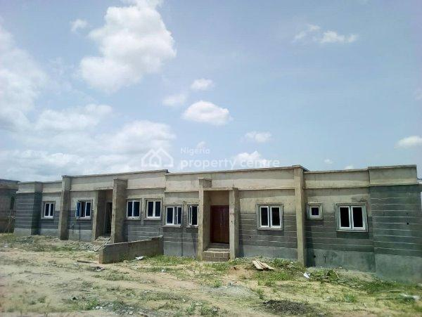 3 Bedroom Bungalow in a Gated and Well Secured Estate, Christ Embassy Road, Asese, Ibafo, Ogun, House for Sale