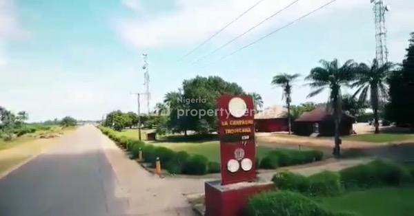 Land, Facing La Champagne Tropicana Resort, Folu Ise, Ibeju Lekki, Lagos, Residential Land for Sale