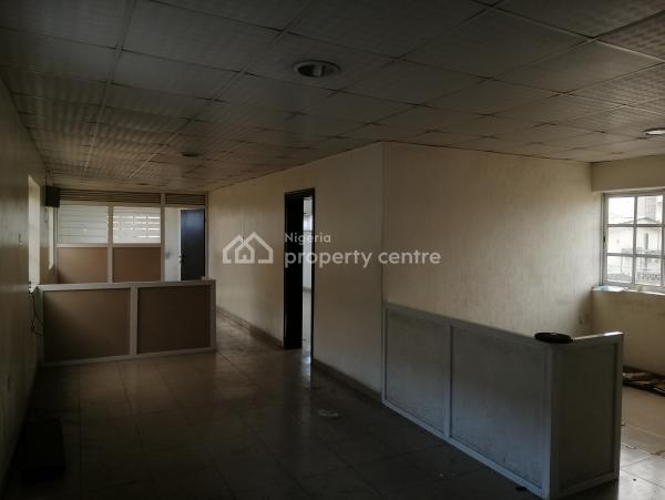 Service 100sqm Office, Lawson St, Obalende, Lagos Island, Lagos, Office Space for Rent