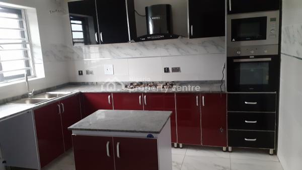 3 Bedroom Terrace + Bq, Close to Lekki 2nd Toll Gate, By Chevron, Lekki, Lagos, Terraced Duplex for Sale