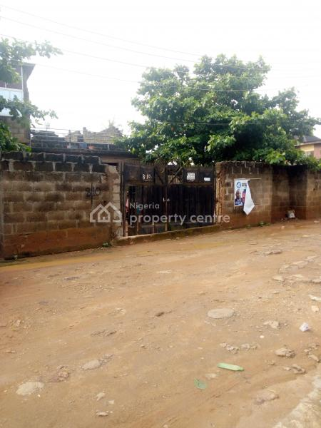 Standard Two Plot Together, Good for Residential Or Commercial, Egbeda, Alimosho, Lagos, Residential Land for Sale
