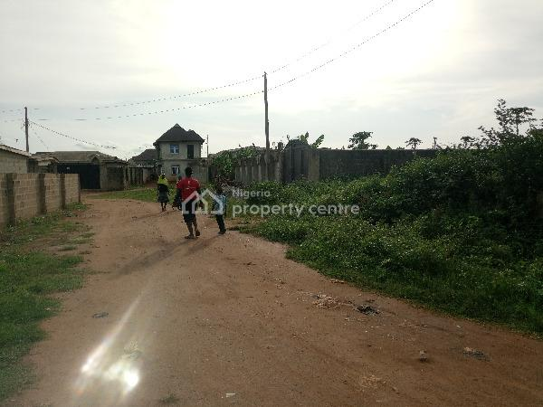 Full Plot of Land Corner Piece in a Very Decent Area, Amule, Ipaja, Lagos, Land for Sale