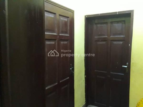 Relatively Newly Less Than 2 Year Old Built of Twin Flat of 2 Bedrooms Each on Standard Plot, Agbofieti, Jericho, Ibadan, Oyo, Block of Flats for Sale