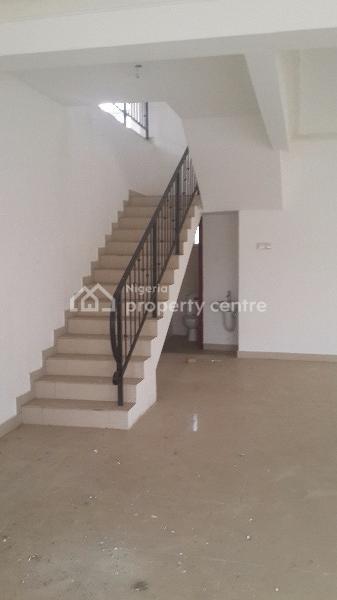 4 Bedroom Semi Detached Duplex with Bq, Napier Gardens Estate, Beside Manor Gardens, Vgc, Lekki, Lagos, Semi-detached Duplex for Sale