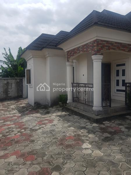 Brand New 4 Bedroom Bungalow,, Ada George By New Road, Rumueprikom, Port Harcourt, Rivers, Detached Bungalow for Sale