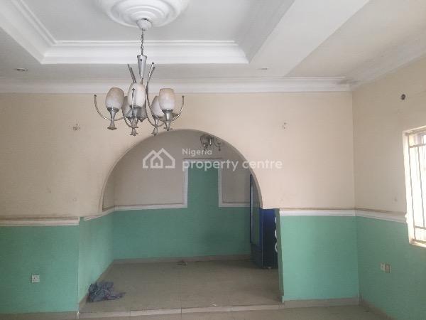 3 Bedroom Semi Detached Bungalow, Nia Quarters, Airport Road, Kiami, Lugbe District, Abuja, Semi-detached Bungalow for Sale