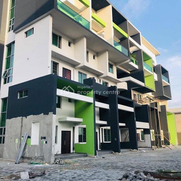2 Bedroom Maisonette Duplex with Topnotch Facilities, Ikate, Ikate Elegushi, Lekki, Lagos, Terraced Duplex for Rent