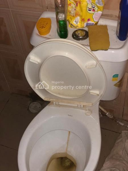 a Room Self Contain, Behind Mega Chicken, Ikota Villa Estate, Lekki, Lagos, Self Contained (single Rooms) for Rent