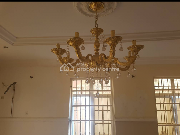 Brand New Furnished Ambassadorial Royal Mansion Comprises of Spacious 2 Units 5 Bedrooms Twin Duplex, 2 Bedrooms Boys Quarters, Etc, Maitama District, Abuja, Semi-detached Duplex for Sale
