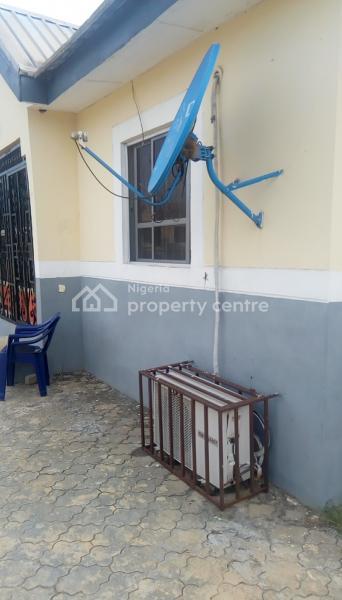 2 Bedroom Bungalow with Mini Flat Bq, Diamond Estate, Isheri Olofin, Alimosho, Lagos, Detached Bungalow for Sale