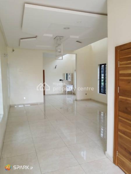 Super Brand New 3 Bedroom Terraces with Bq, Agungi, Lekki, Lagos, Terraced Duplex for Rent