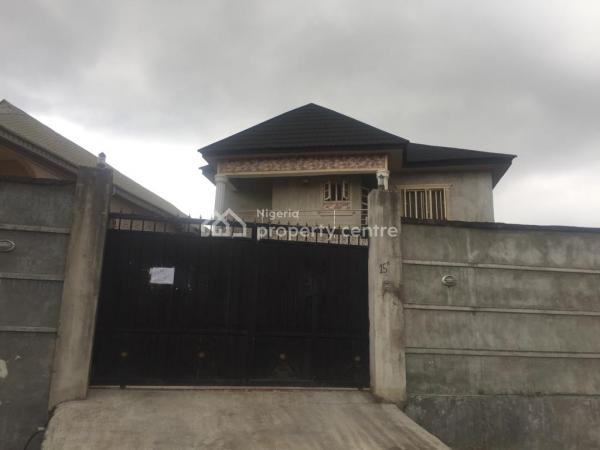 Newly Built 5 Bedroom Detached House, Mende, Maryland, Lagos, Detached Duplex for Sale