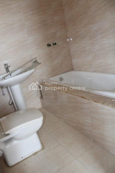 Newly Built 10 Units Fully Serviced 4 Bedroom Terrace., Osapa, Lekki, Lagos, Terraced Duplex for Sale