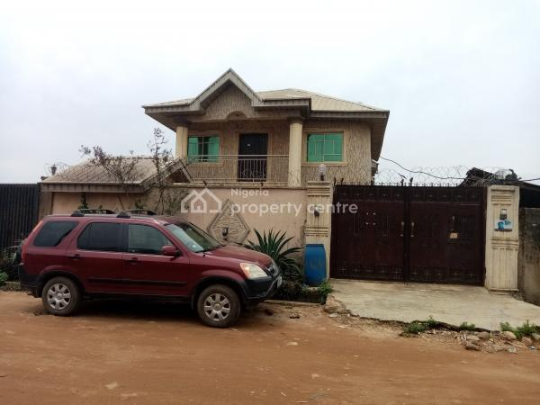 Four Bedroom Duplex with Two Unit of Three Bedroom, Isheri Olofin, Alimosho, Lagos, Detached Duplex for Sale