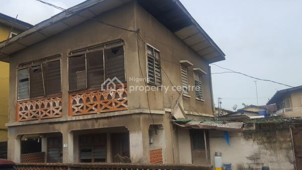 a Story Building and a Bungalow, Ogunfunmi Street, Idi Araba, Surulere, Lagos, Block of Flats for Sale