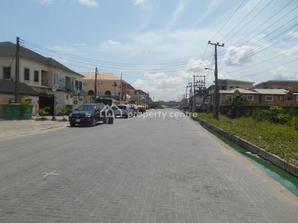 1,800 Sqm Land (3 Plots), Chevron Drive, Chevy View Estate, Lekki, Lagos, Residential Land for Sale
