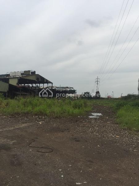 Industrial Estate, Adeniyi Jones, Ikeja, Lagos, Factory for Sale
