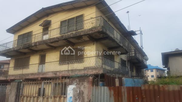 a Block of 3 Bedroom Flats, Bola Street,  Off Lawanson Road, Lawanson, Surulere, Lagos, Block of Flats for Sale